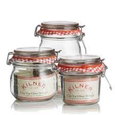 Kilner Jars and Kitchen Essentials
