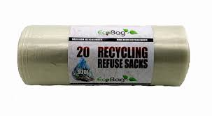 Recycling Waste Bags